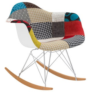 Edgemod Patchwork Rocker