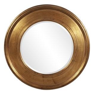 Valor Gold Wall Mirror - N/A
