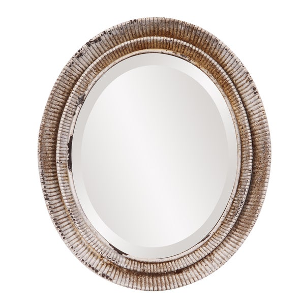 Scott Oval Mirror With Table Stand Free Shipping Today