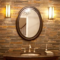 George Oil Rubbed Bronze Mirror