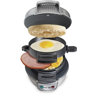 Hamilton Beach Breakfast Sandwich Maker (Recertified/Refurbished)