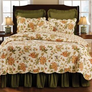 Agnes Floral Cotton Standard Sham