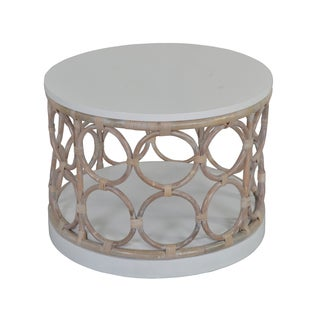 Crafted Home's Ivy Round Side Table