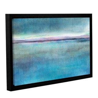 ArtWall Cora Niele's Landscape Early , Gallery Wrapped Floater-framed Canvas