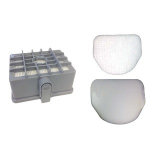Shark Rotator NV450 NV480 Filter Kit Part # XHF450 and XFF450