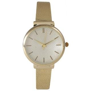 Olivia Pratt Women's Chic Petite Strap Watch