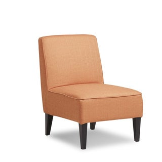 Boise Orange Accent Chair