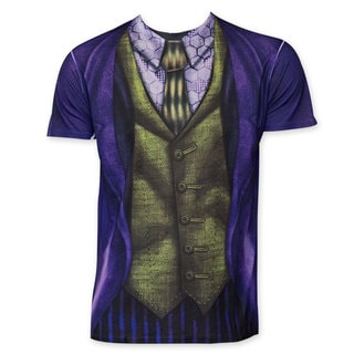 Joker Men's Sublimated Costume T-Shirt