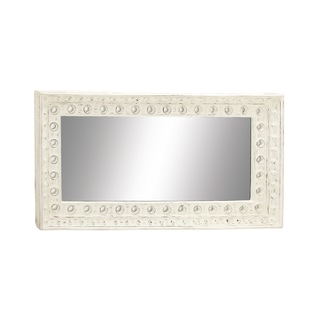 Rectangle Glam Wall Mirror