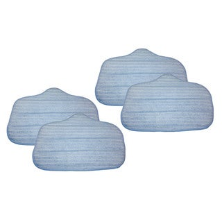 4 Steamfast Washable Microfiber Mop Pads, Part # A275-020