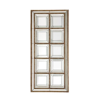 Panel Wall Mirror - Glass