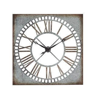 Open Design Wall Clock