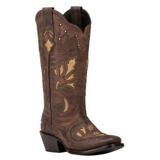 Black Star Leather Nueces Rust Boot
