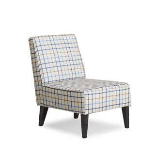 Boise Check BB Accent Chair