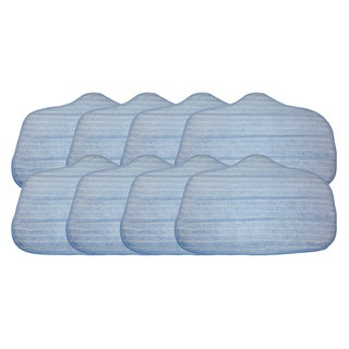 8 Steamfast Washable Microfiber Mop Pads Part # A275-020