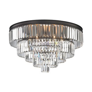 Elk Palatial 6-light LED Chandelier in Oil Rubbed Bronze