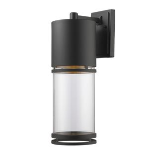 Z-Lite Luminata Outdoor LED Wall Light in Oil Rubbed Bronze