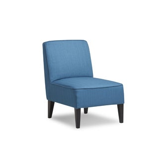 Boise Blue Accent Chair