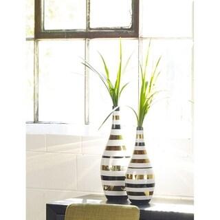 Aurelle Home Vicki Vases (Set of 2)