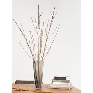 Aurelle Home Tuscan Vase Grey