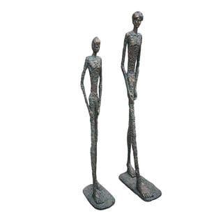 Aurelle Home Pennington Sculptures (Set of 2)