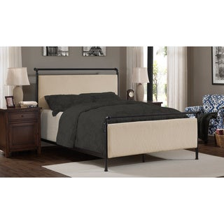 Diamond Quilted Queen-size Bed