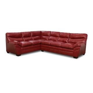 Simmons Upholstery Soho Cardinal Sectional