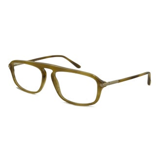 Tom Ford Men's TF5002 Rectangular Reading Glasses