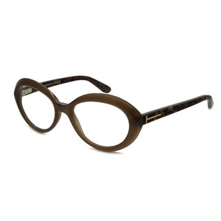 Tom Ford Women's TF5251 Oval Reading Glasses