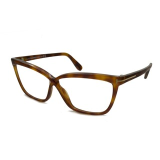 Tom Ford Women's TF5267 Rectangular Reading Glasses