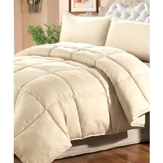 Serenta Microfiber Down Alternative 3-piece Comforter Set