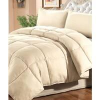 Copper Grove Gyumri Microfiber Down Alternative 3-piece Comforter Set
