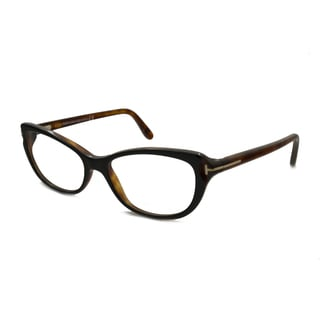 Tom Ford Women's TF5286 Cat-Eye Reading Glasses
