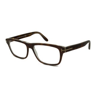 Tom Ford Men's TF5320 Rectangular Reading Glasses