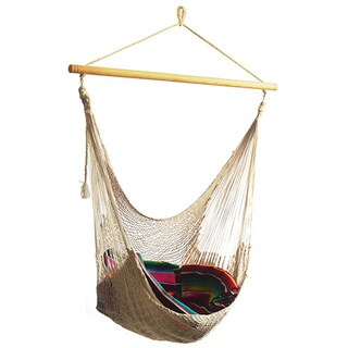 Chair Hammock Natural Cotton Color