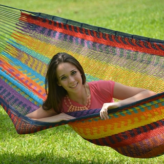 Thick Cotton Hammock Overstock#24 Multicolored