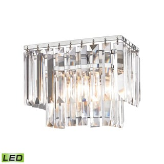 Elk Palacial 1-light LED Vanity in Polished Chrome