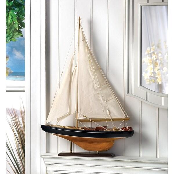 Classic Bermuda Boat Model
