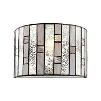 Elk Ethan 1-light Wall Sconce in Tiffany-style Bronze