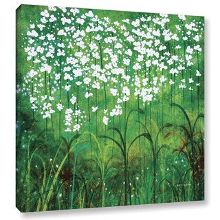 ArtWall Herb Dickinson's Spring Garden, Gallery Wrapped Canvas