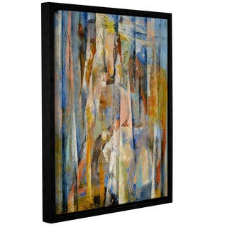 ArtWall Michael Creese's Wild Horse, Gallery Wrapped Floater-framed Canvas - Multi