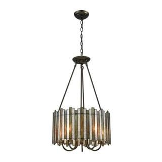 Elk Lineage 5-light LED Chandelier in Oil Rubbed Bronze