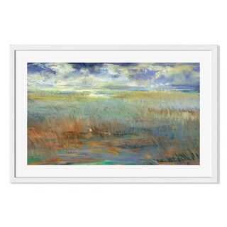 Gallery Direct The Voyage Print by Sylvia Angeli on Paper Frame Wall Art