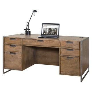 Bellflower Executive Desk