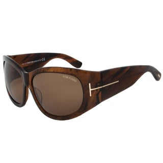 Tom Ford FT0404 48B Felicity Oval Sunglasses