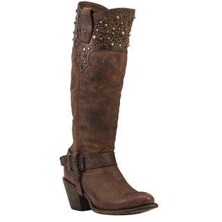 Black Star Leather Regulus Rust Boot