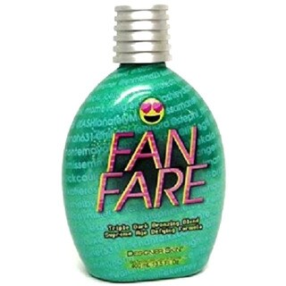 Designer Skin FAN FARE 13.5-ounce Triple Dark Bronzer