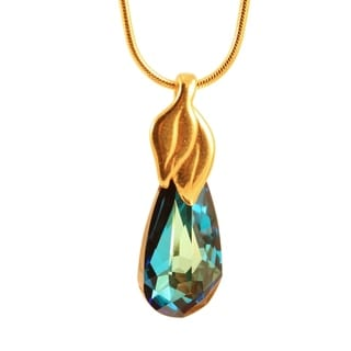 Dew Drop Crystal Necklace