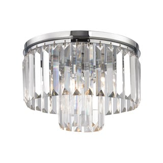 Elk Palatial 1-light LED Pendant in Polished Chrome