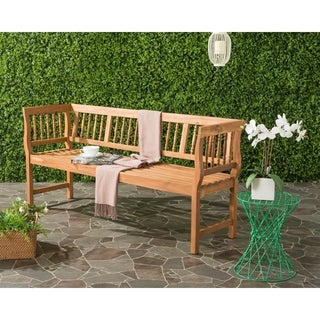 Safavieh Brentwood Outdoor Teak Bench